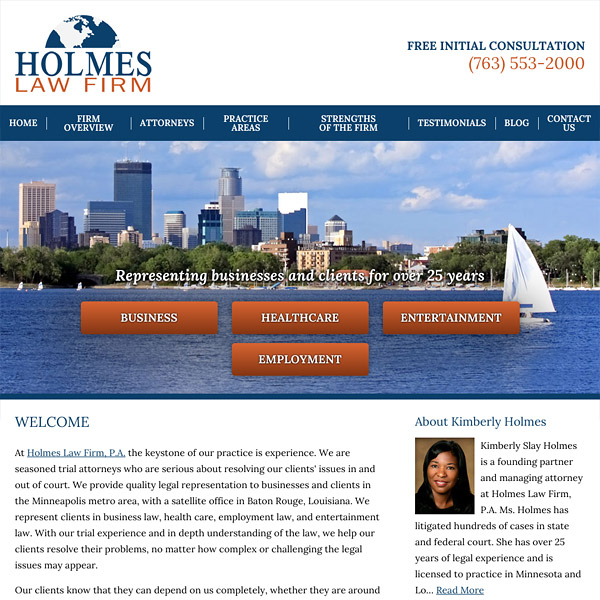 holmes-law-firm-tablet