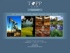 Gaylord, Michigan, Law Firm Website Design