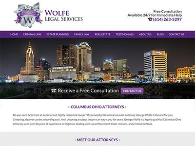 law websites