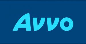 Blue Avvo Logo