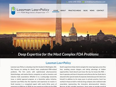 lassman-fda-law-cover