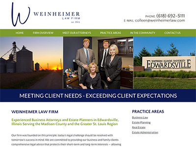 weinheimer-law-cover