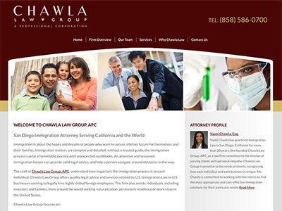 Chawla Law Cover